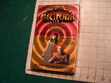 Vintage  MINT Super-sonic Electrronic MASTER MIND, in box, IN GERMAN edition