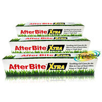 3x After Bite Xtra Gel 20g Soothes Itching Skin Insect Bites Stings Nettle Rash