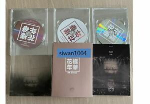 BTS 2015 HYYH LIVE In the Mood of Love ON STAGE DVD Photo Book SET V PhotoCard