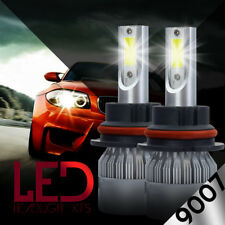 XENTEC LED HID Headlight kit 9007 HB5 White for 1992-1997 Ford F Super Duty