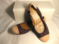 NEW IN BOX COACH CALLIE 12CM SIGNATURE FLATS 9.5M
