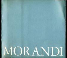80 acqueforti di Giorgio Morandi. De Luca, Roma 1980