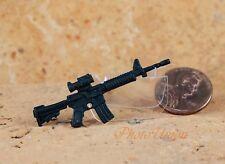 GI Joe 1:18 Action Figur 3.75 US Army Militär M4 Carbine RIFLE Colt AR15 G19_E