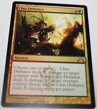 MTG Clan Defiance Gatecrash Magic the Gathering