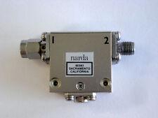 Narda 60583 INA37422 Coaxial SMA Microwave RF Isolator