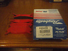 NEW Raybestos Rear Disc Brake Pad, Fits 96-91 Ford & Mercury, 93-90 Mazda Apps.