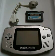 Gameboy advance bundle w/ console, game and NyKo LED light