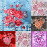 2 Ply Blanket 4KG heavy Throw Floral Printed Warm Cosy Blanket 200 x 240 Size