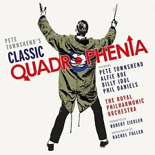 PETE TOWNSHEND - CLASSIC QUADROPHENIA: CD ALBUM (June 8th 2015)