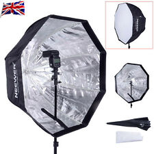 "REGNO Unito Nuovo Neewer 32""/80 cmoctagonal Ombrello Softbox per Flash Speedlite/Studio"