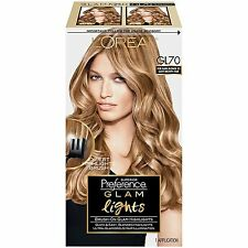 L'Oreal Superior Preference Glam Highlights, GL70 Dark Blonde To Light Brown