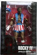 "APOLLO CREED ROCKY IV Series 2 Neca 40th Anniversary 2017 7"" inch FIGURE"