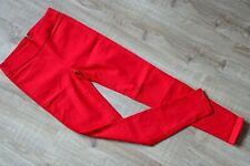 THERMO JEGGINGS 7//8 Jeans INNEN GERAUT LEGGINGS Strech Damen Hose leggins th
