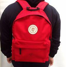 Official Edinburgh Capitals Red Backpack, Rucksack Bag