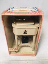 American Miniatures Dollhouse Metal Maytag Wringer Washer Machine Original Box