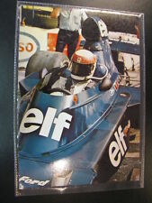 Tyrrell Ford 006 1973 #5 Jackie Stwart (GBR) in de pits