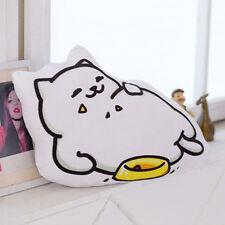Game Neko Atsume Kitty Collector Darake Zukan Tubbs Pillow Cushion Plush Toy