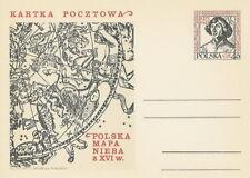 Poland prepaid postcard (Cp 502) COPERNICUS