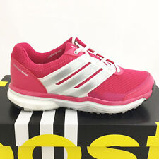 ADIDAS GOLF WOMEN'S ADIPOWER SPORT BOOST 2 SHOES SZ: 7 RASBERRY ROSE *PAIR 17287