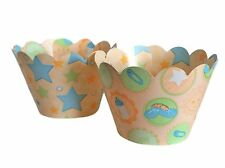 Cupcake Wrappers - Baby Shower 24 count