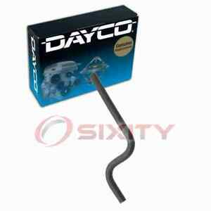 Dayco Pipe-1 To Pipe-2 HVAC Heater Hose for 1985-1986 Mitsubishi Starion sq