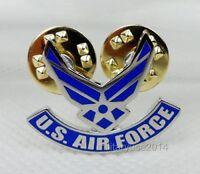 US Air Force U.S. USAF Wings Badge Pin Insignia Logo