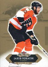 Upper Deck Fleer Showcase - NHL 2016-17 #55 Jakub Voracek - Philadelphia Flyers