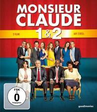 Monsieur Claude 1 & 2 (2019, Blu-ray)