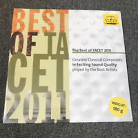 Tacet Best Of 2011 180 Gram L981 Gaede Moll Auryn Favori Lindemann Liu Minguet