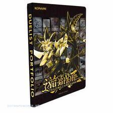 YuGiOh :: Golden Duelist Collection 9-pocket Duelist Portfolio :: Official Konam