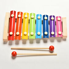 Baby Pädagogische 8 Ton Xylophone Musical Wooden Development Spielzeug ZD