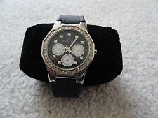 Men's Anne Klein Quartz Watch with Three Sub Dials