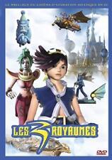 Les 3 Royaumes (DVD) NEUF