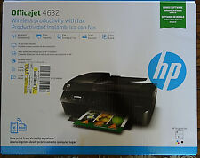 HP officejet 4632 wireless printer with fax used for parts working