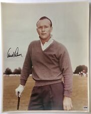 Arnold Palmer signed golf photo 16x20 large autographed 2020 masters pga psa dna