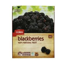 Coles Frozen Blackberries 500g