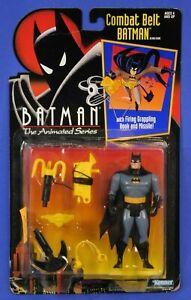 BATMAN THE ANIMATED SERIES COMBAT BELT KENNER 1992 MOC