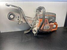 Runs Husqvarna K760 Cut N Break Concrete Cut Off Saw Read Description Runs