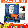 12V Automatic Handheld Rebar Tier Tool Building Tying Machine Strapping 30-60mm