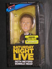 SDCC 2014 SETH MYERS SATURDAY NIGHT LIVE WEEKEND UPDATE BOBBLE HEAD FIGURE RARE
