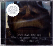 Where the Wild Things Are KAREN O and the Kids OST CD où les sauvages types habitent