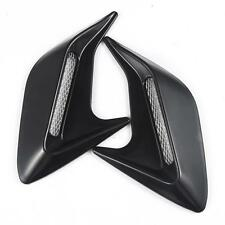 Car Decorative Outlet Air Scoop Flow Intake Hood Vent