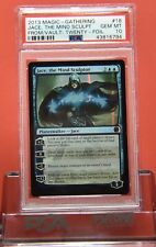 Magic the Gathering From the Vault Jace, the Mind Sculptor Foil #18 PSA 10