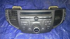 09-11 ACURA TSX AM/FM RADIO 6 DISC CD  STEREO AUDIO PLAYER