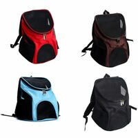 Pet Travel Outdoor Carry Cat Bag Backpack Carrier Products Supplies For Cat D3R4