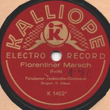 "78er Marschmusik Potsdamer Tonkünstler-Orchester ""Florentiner-Marsch"""