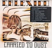 CALEXICO - Carried To Dust - CD NEU - Limited Digipack Edition - Two Silver Tree