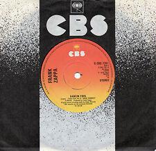 FRANK ZAPPA dancin fool*baby snakes 1979 UK CBS 45
