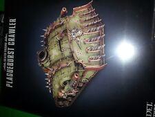 WARHAMMER 40K Guardia della Morte plagueburst Crawler-nuovo e sigillato