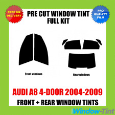 AUDI A8 4-DOOR 2004-2009 FULL PRE CUT WINDOW TINT